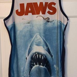 Universal studios Jaws Tank